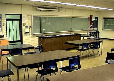 My favourite classroom in the school