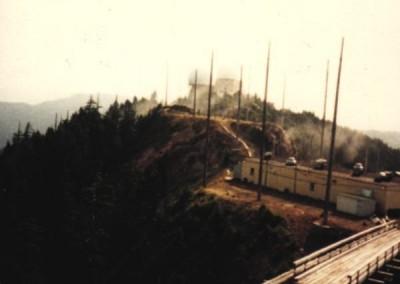 Aerial photo of GATR site