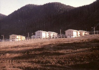 Apartments in domestic site