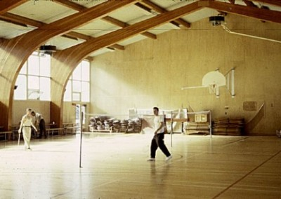 Gymnasium in Recreation Centre1