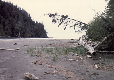 San Josef Bay - June 1973