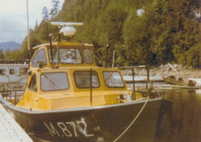 The Black Duck, vessel M-872