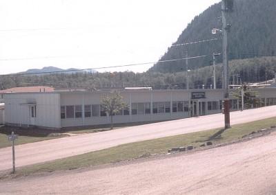 The Headquarter's building