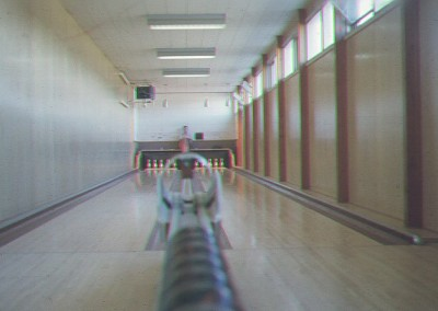 The bowling alley at Holberg 2