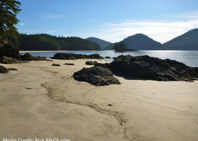 Another great shot of SanJo Bay by Rick McCharles